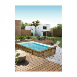 Piscine C-WOOD Rectangulaire