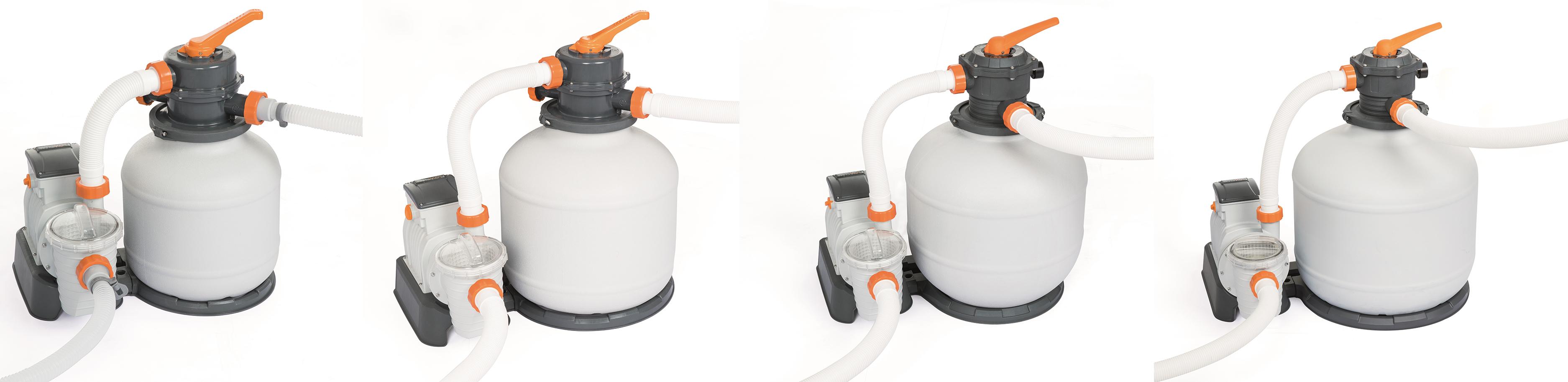 platine de filtration à sable bestway