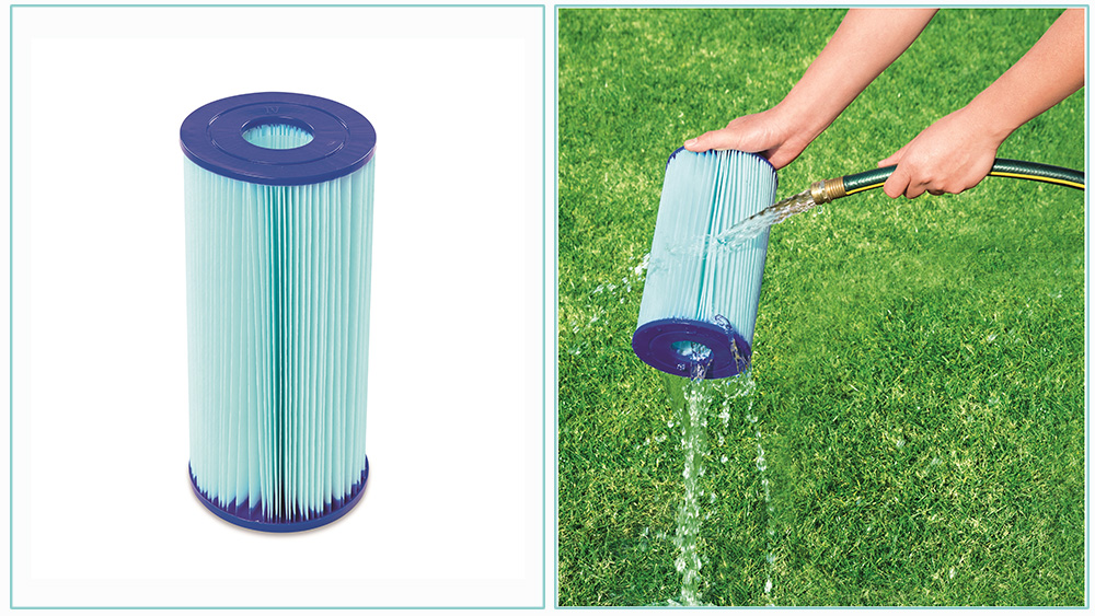 cartouche de filtration anti microbienne taille 4