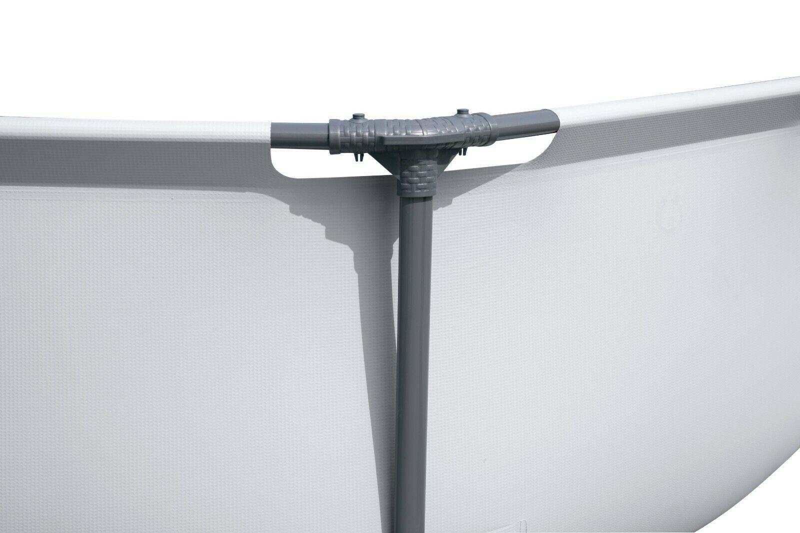 Structure piscine steel pro max bestway