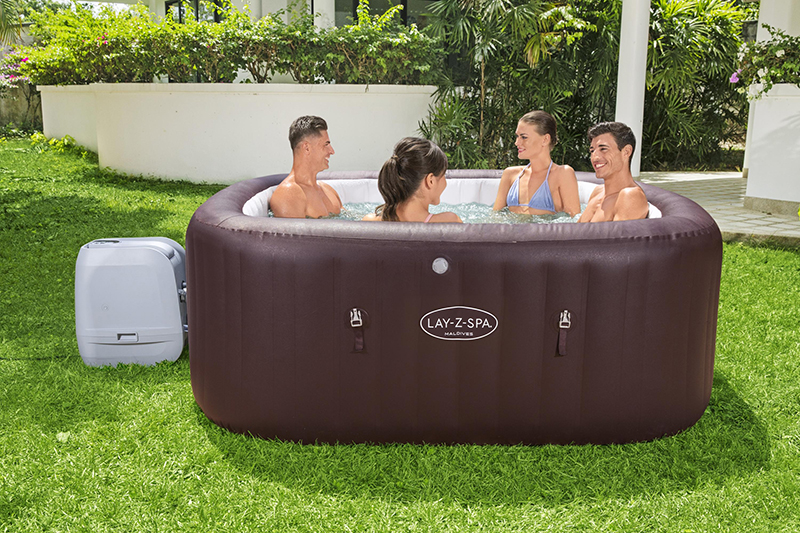 spa gonflable Lay-z-spa Maldives Bestway