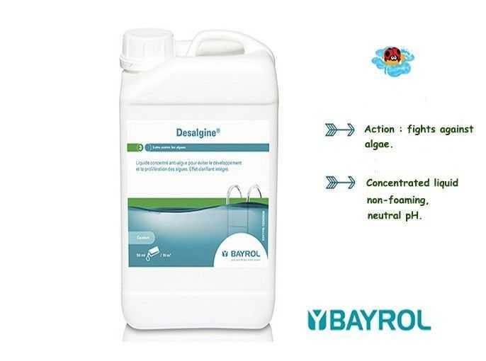 desalgine, bayrol, against-algae