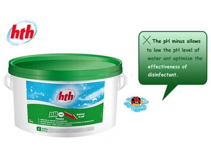 ph minus, hth, microballs