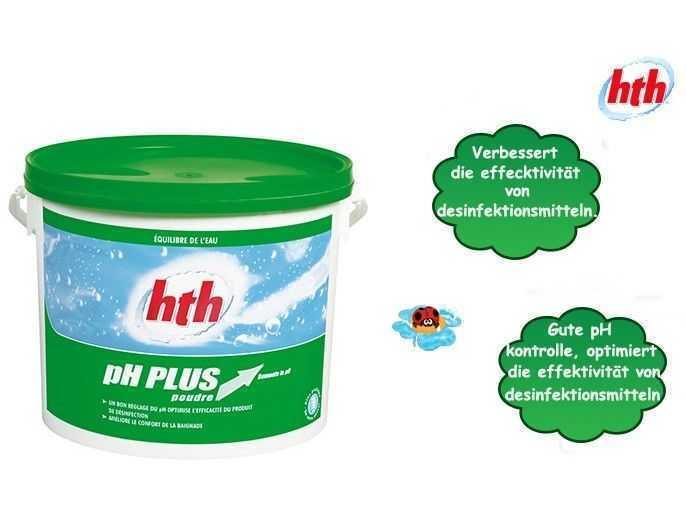 ph plus, hth,
