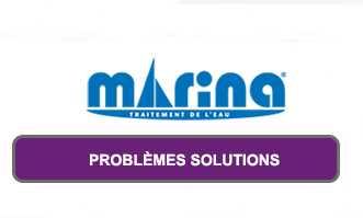 problèmes solutions marina