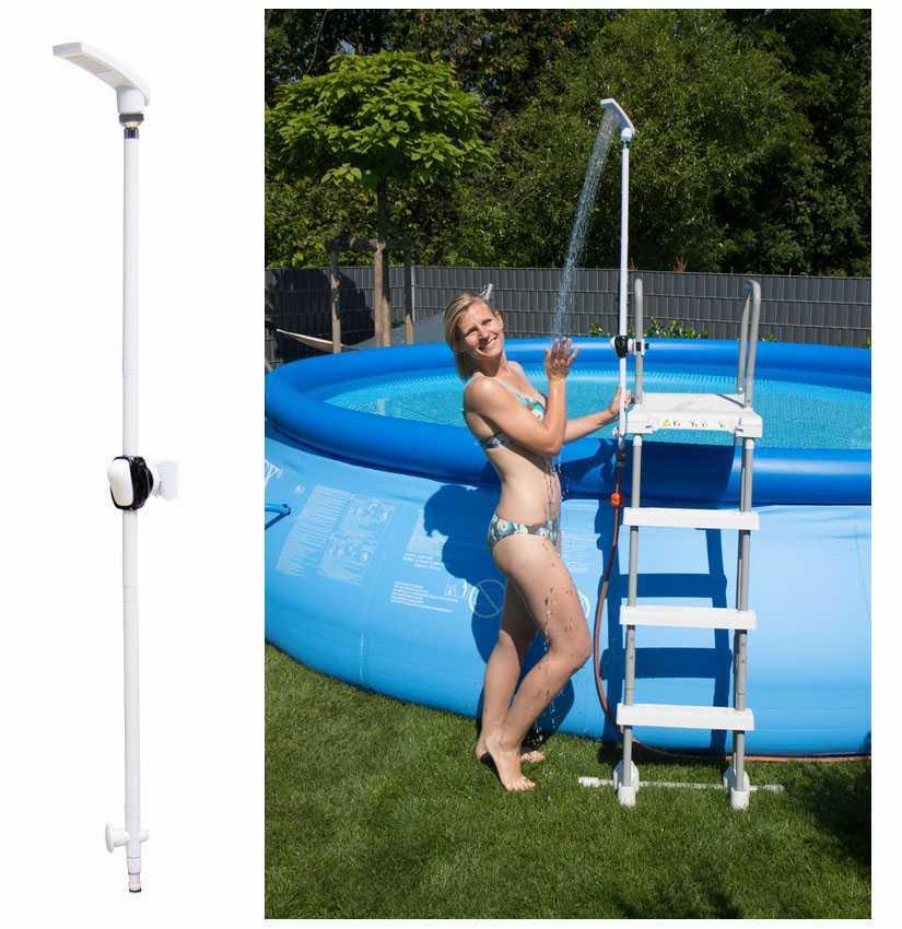 douche pour piscine hors-sol