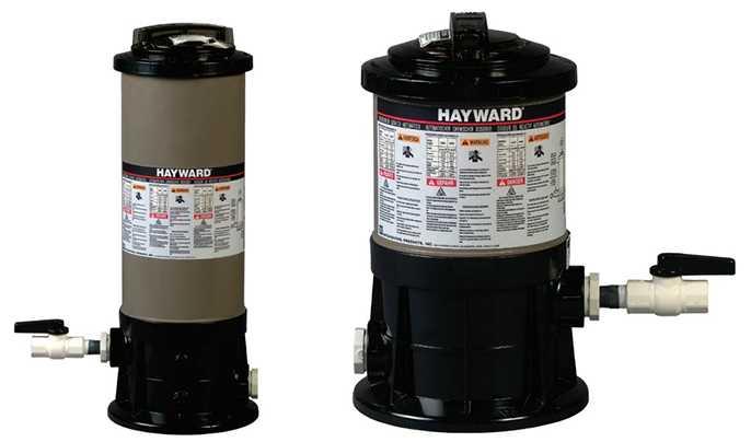 brominateur hayward, chlorinateur hayward