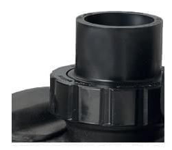 detail raccords pompe max flo xl