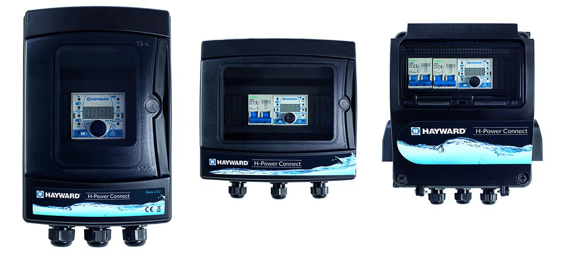 coffrets électrique H Power Connect Hayward