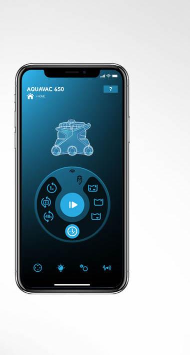 application mobile hayward