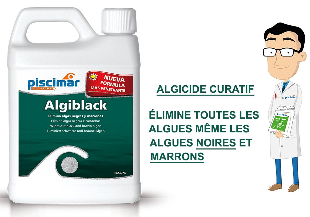piscimar algicide algiblack