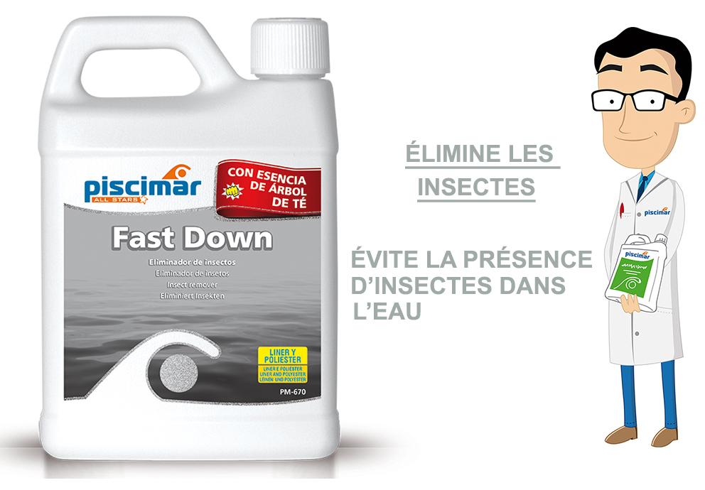 fast down piscimar