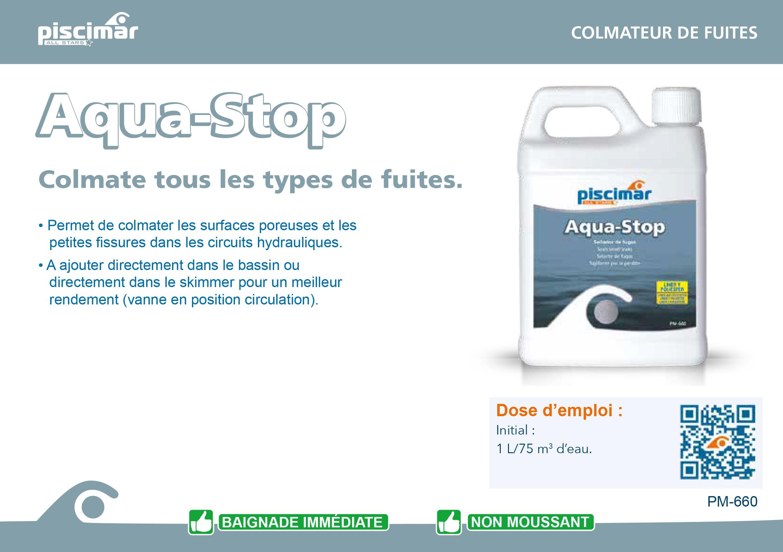 piscimar aqua stop cpiscine