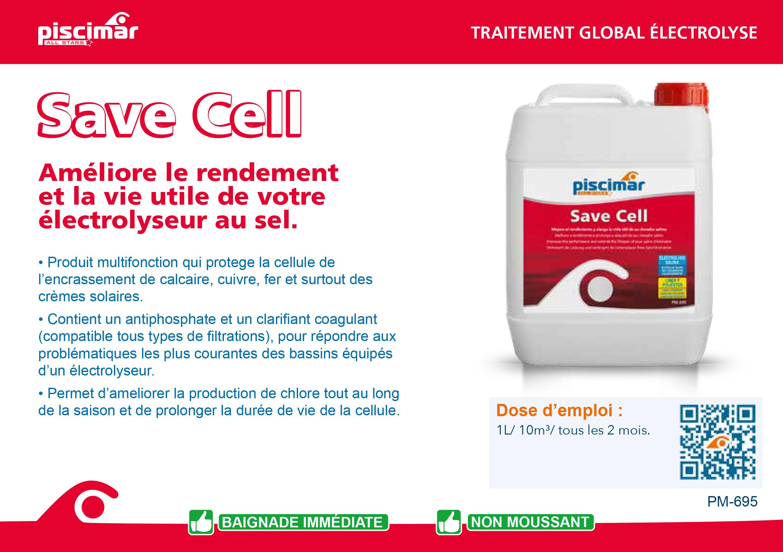 piscimar save cell cpiscine