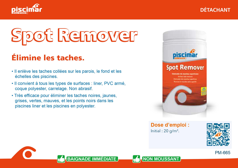 piscimar spot remover 700g