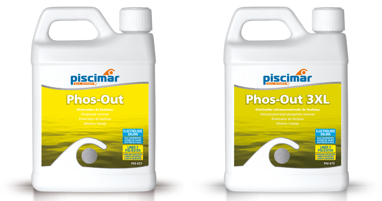 Algiblack piscinemar algicide for Anti phosphate piscine