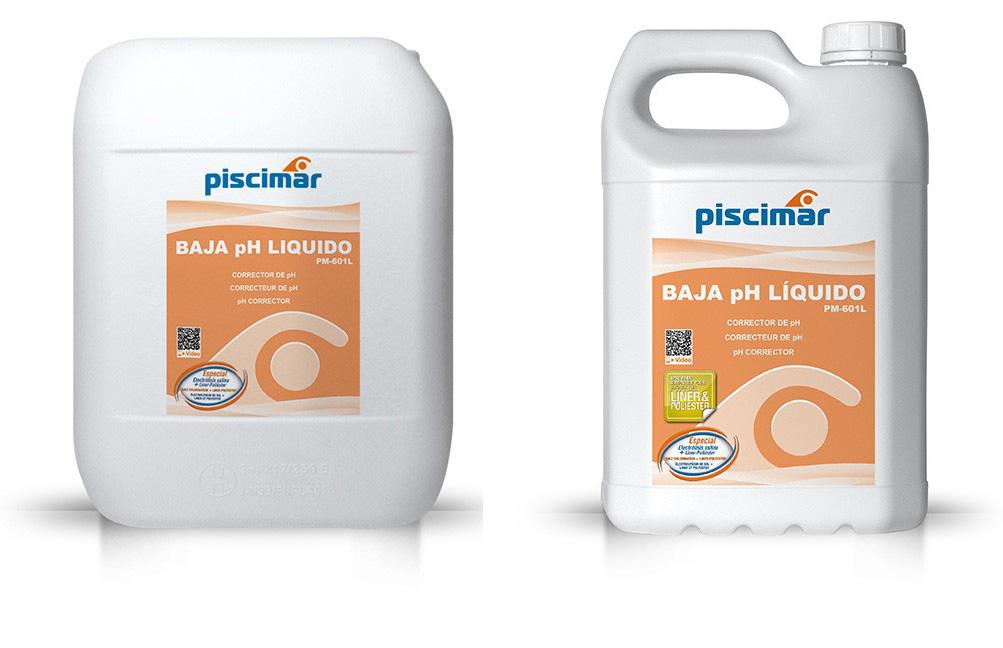 piscimar, ph minus liquide