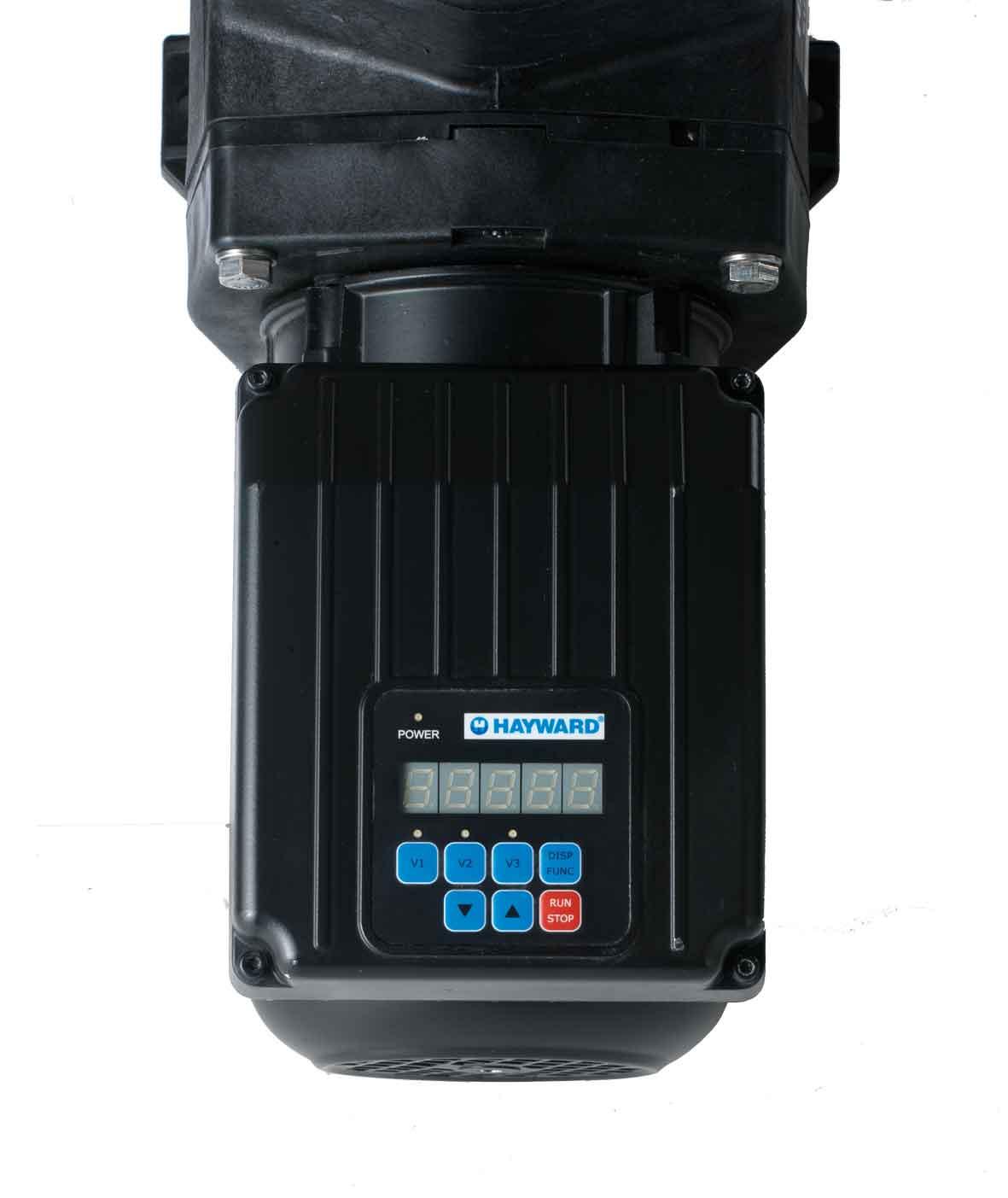 Details module contrôle Super Pump VSTD