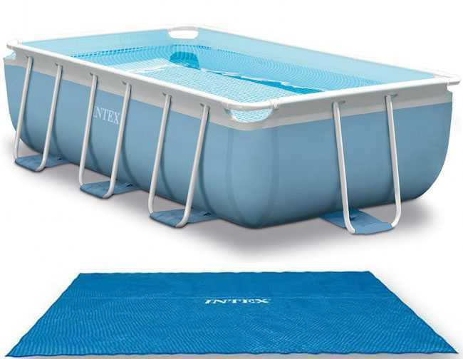 Intex bache piscine stunning enrouleur de bche pour for Enrouleur bache piscine intex