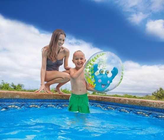 aquarium strandball