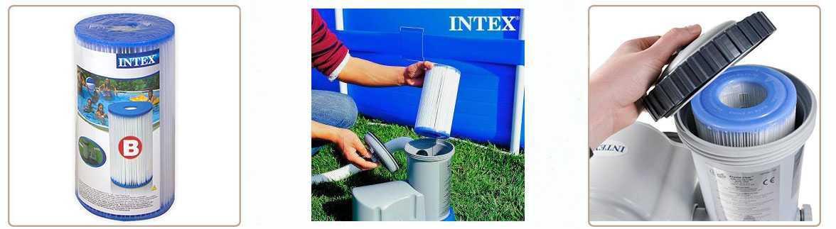 cartouche de filtration intex type b intex cartouche intex. Black Bedroom Furniture Sets. Home Design Ideas