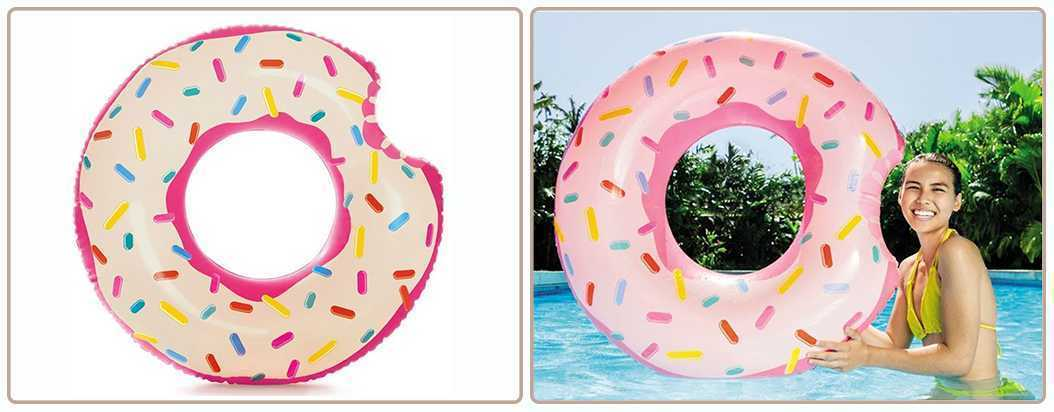 intex bouée donut