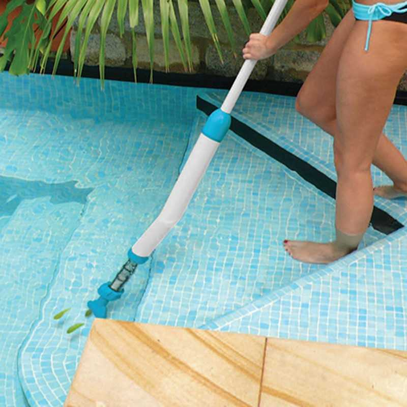 handheld mano vac pool cleaner kokido above ground