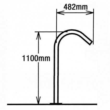 cascade canon tahiti dimensions