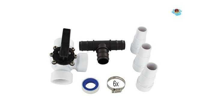kit by pass, intex, pompe à chaleur, dôme solaire