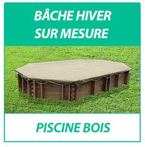 Piscine intex ou tubulaire c piscine for Bache sur mesure pour piscine