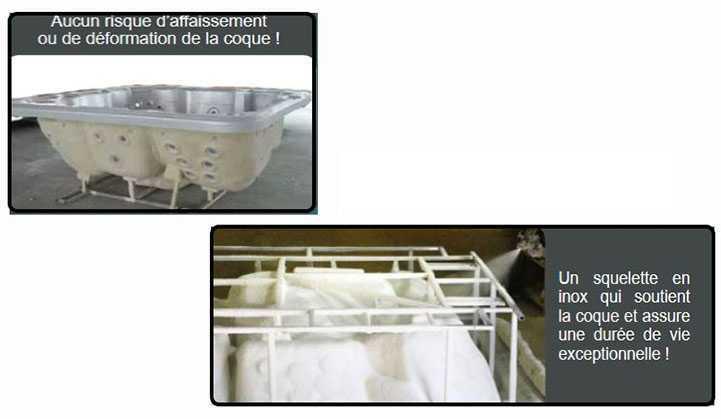 chassis pour cspas