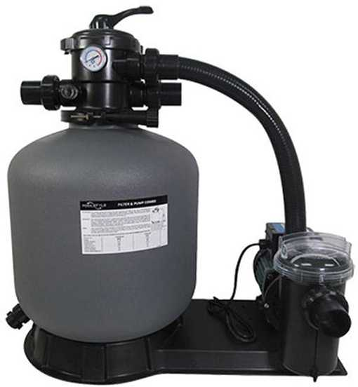 platine de filtration poolstyle, platine de filtration pour piscine hors-sol et petits bassins