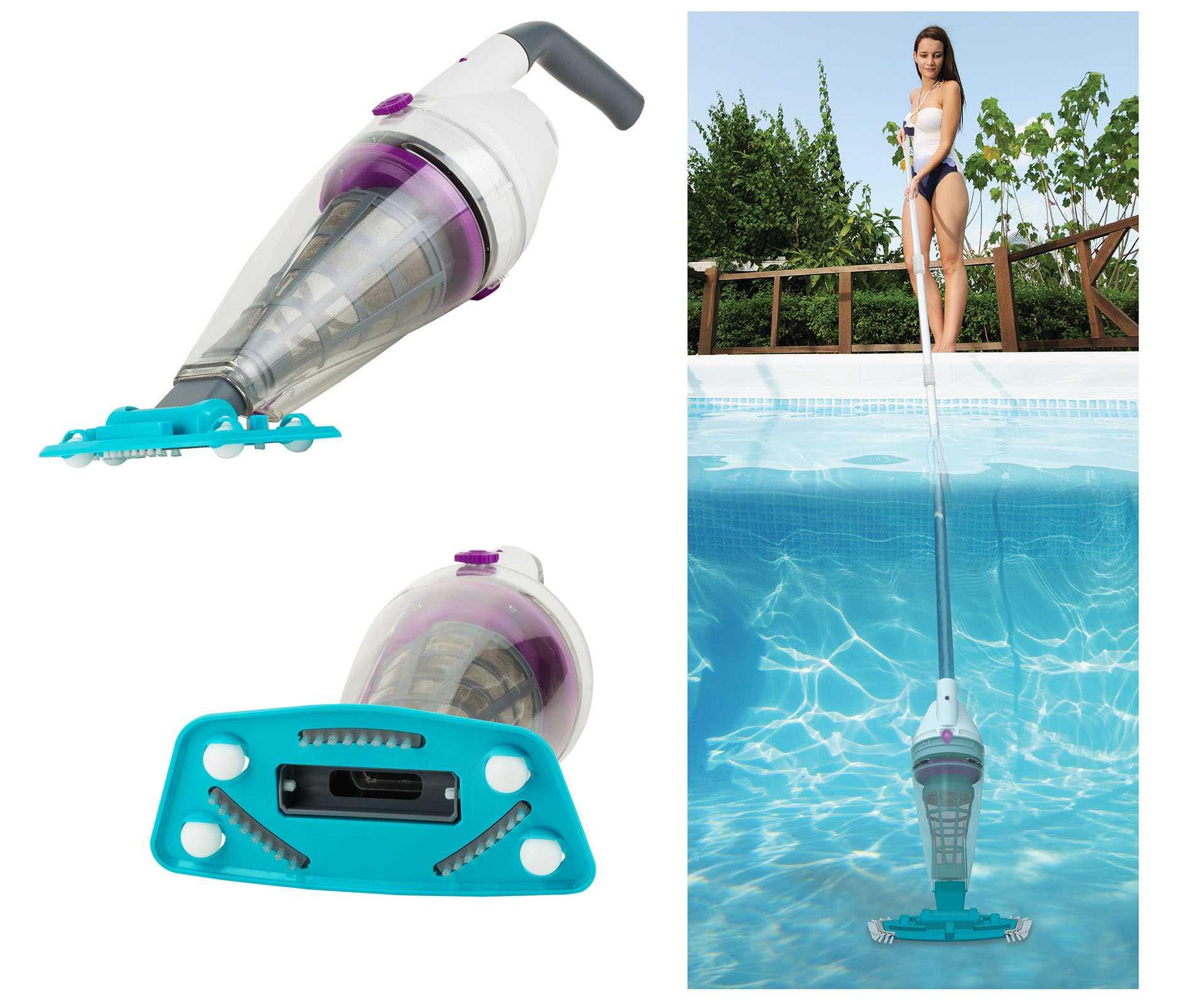 Kokido piscine spa & Hot Tub Telsa 50 Rechargeable Batterie