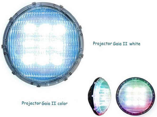 projector gaia