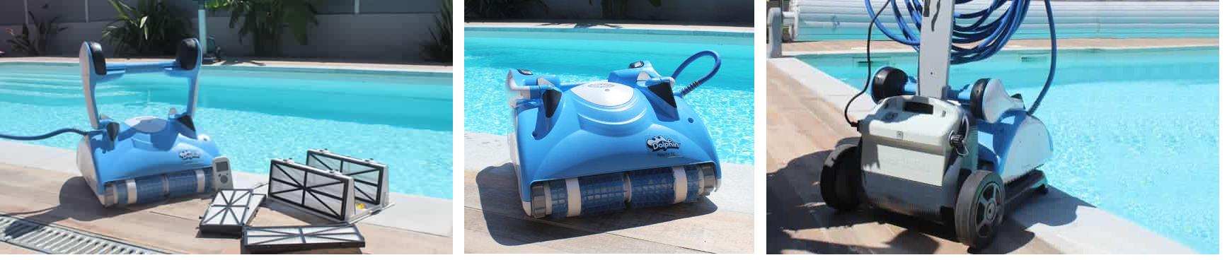 robot électrique nauty tc dolphin
