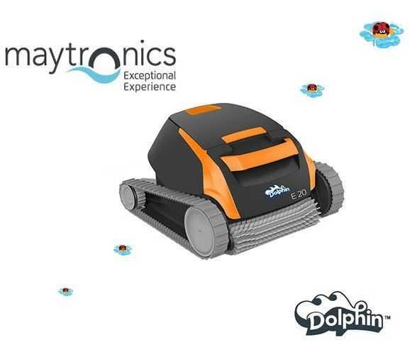 robot piscine, nettoyage piscine, robot électrique, robot dolphin,