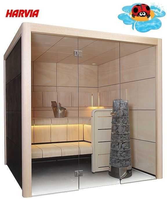 sauna 3-4 personnes claro