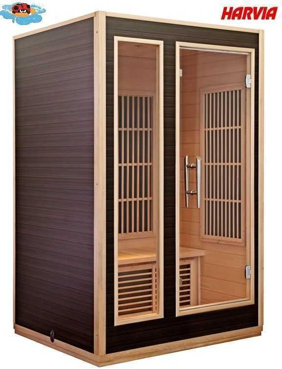 sauna radiant 2 personnes