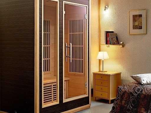 sauna installation